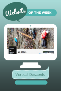 Website of the Week - Vertical Descents