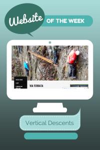 Website of the Week - Vertical Descents